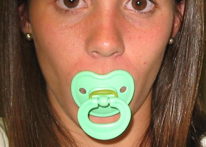 naked-women-with-pacifier-in-mouth