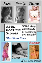 ABDL Bedtime Stories - The Clean Ones